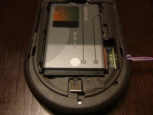 Nokia 6630 (Vodafone 702NK)