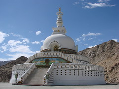 Shanti Stupa (watchsmart) Tags: india leh ladakh shantistupa
