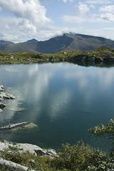 mountain lake (paulinealtmann) Tags: norway mountainlake