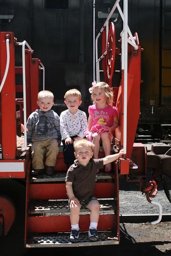 train cousins