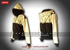 Girly Parka/Jumper  Batik