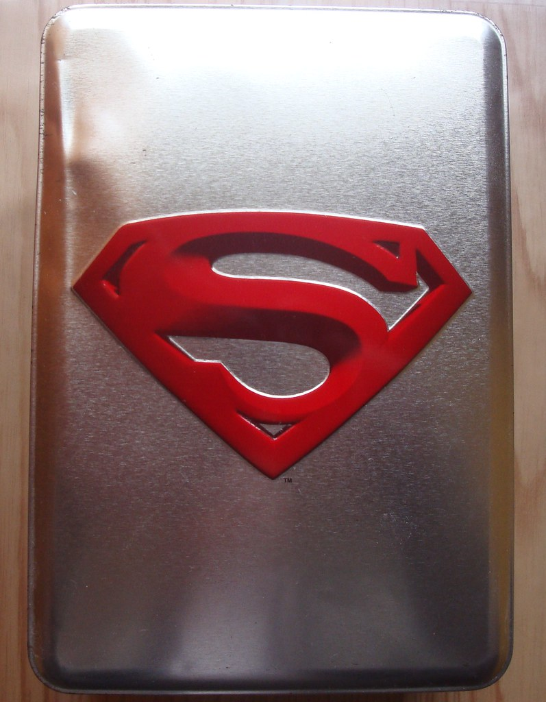 Box DVD Superman