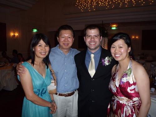Claire & Dan's Wedding Reception