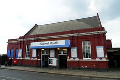 Picture of Chadwell Heath Station