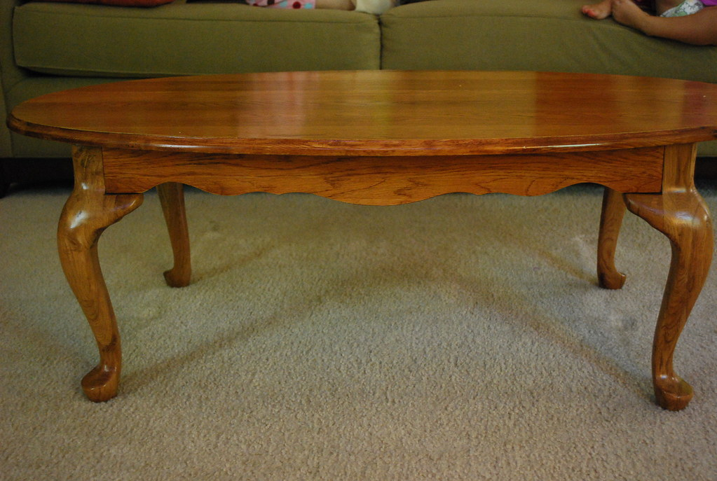 $100 set-coffee table and two end tables
