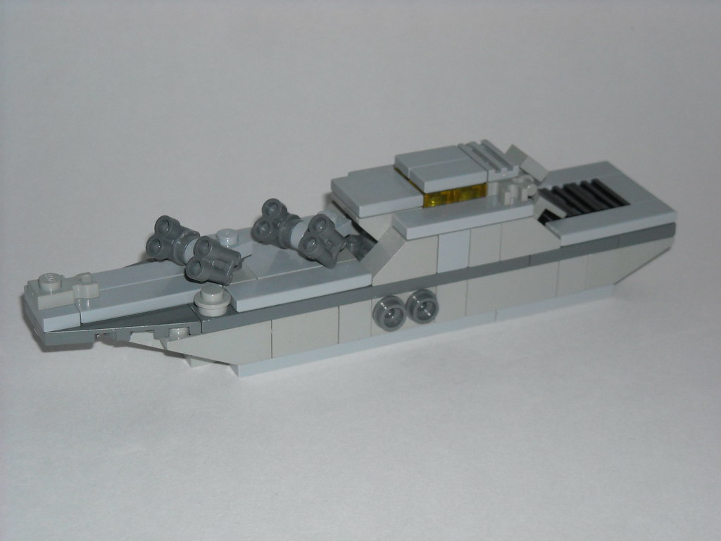 Commissar- class missile boat