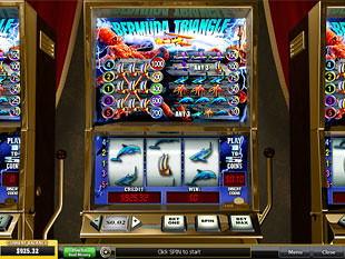 Bermuda Triangle slot game online review