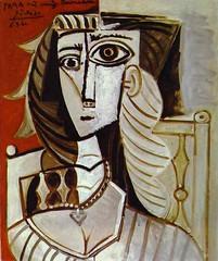Pablo Picasso-Jacqueline