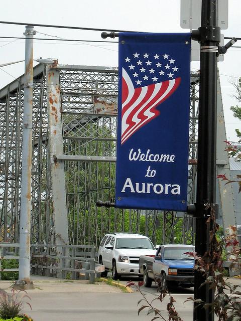 Aurora, Indiana