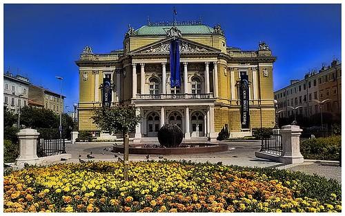 Horvát Nemzeti Színház, Rijeka