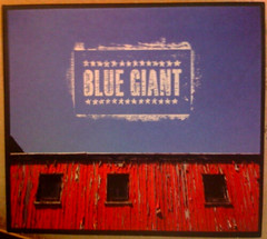 Blue Giant album art