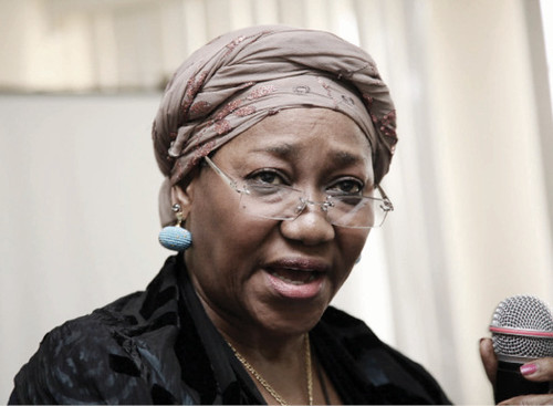 Nigerian EFCC Chair Farida Waziri is tasked with monitoring the financial system inside the West African state. The banking sector nearly collapsed in 2009 in a similar fashion as Wall Street almost did in the United States during late 2008. by Pan-African News Wire File Photos