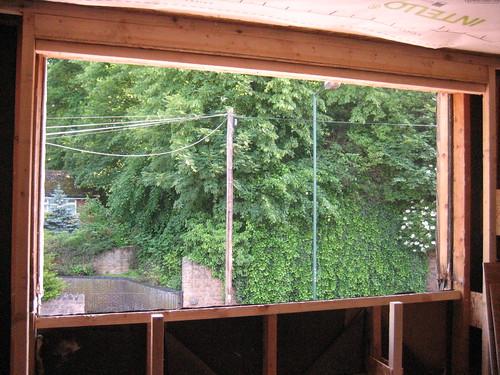 study window