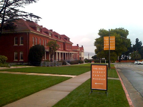 Walt DIsney  Family Museum 1