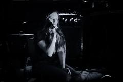 White Ring (David Chee) Tags: nyc blackandwhite bw newyork brooklyn livemusic williamsburg knittingfactory liveshows pendu whitering nyeyeandearfest nyeyeandear nyeyeearfest nyeyeear nyeyeandearfestival nyeyeearfestival lastfm:event=1495002 nyeyeandearfestiii