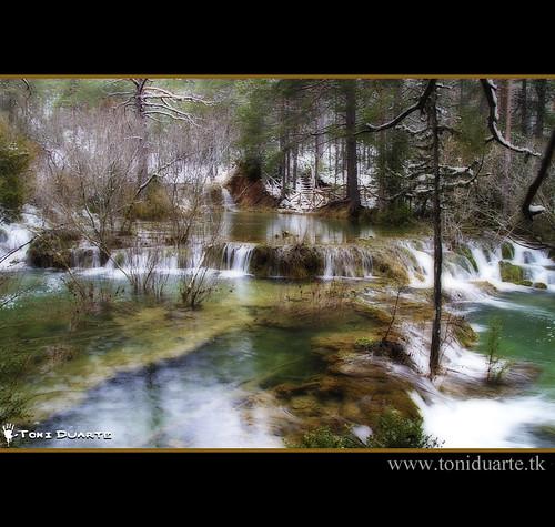 El nacimiento del río Cuervo