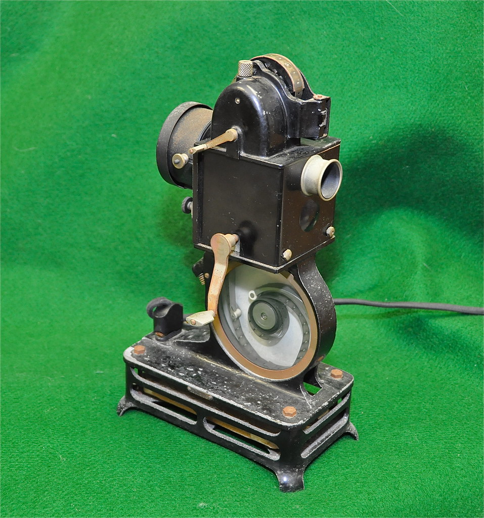 Pathex Antique film projector
