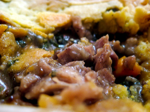 Jerk Chicken Pot Pie