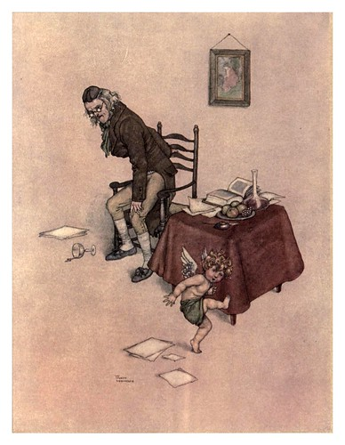 020-El niño travieso-Hans Andersen's fairy tales (1913)- William Heath Robinson
