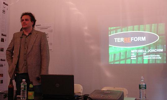 Terreform's Mitchell Joachim
