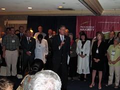 Progressive Majority candidates