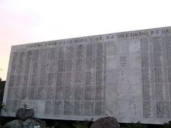 Memorial Detenidos Desaparecidos (Jorgelixious) Tags: cemetery memorial general cementerio coolpix fujifilm desaparecidos s5600 detenidos