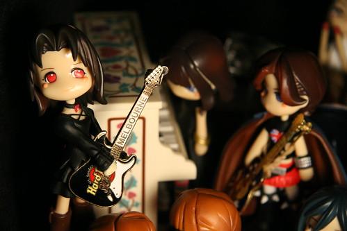 Pinky:st Garage Band