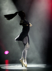 Shadows & light (ido1) Tags: show light shadow ballet contrast wow dance great performance solo bigshow