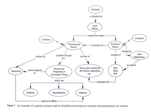 hierarchical concept map - Concept Map Web