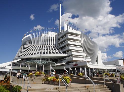 Casino de Montréal - Pavillon de la France by Luc Deveault