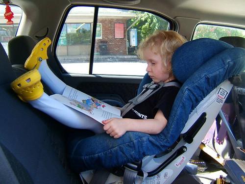 Recomdations for rear facing long term seats - Car Restraints ...