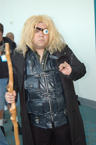 Comic Con 2007: Mad-Eye Moody