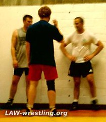 New Zealand junior team practice session at LAW