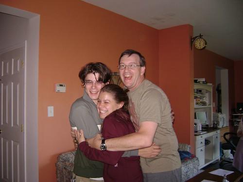 Jim, Mariko & Robert