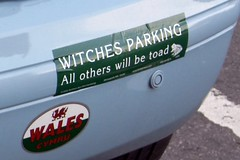 Witches Parking