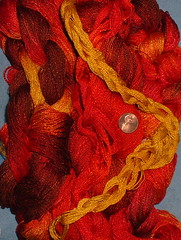 silk scarf yarns