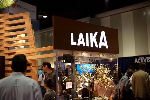 Laika Booth