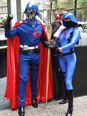 Cobra Commander (megadem) Tags: costumes atlanta gijoe costume cobra cosplay evil convention leader dragoncon 2007 cobracommander dragoncon2007 dragoncon07