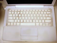 很髒的鍵盤