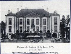Chteau de Braives - Style Louis XIV (alistair.potts) Tags: chteau braives