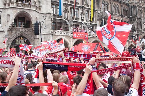 Bayern Muenchen Title