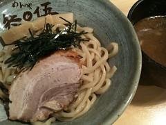 100604 めんや参◯伍にてつけ麺