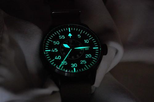 ริวิวนาฬิกานักบิน