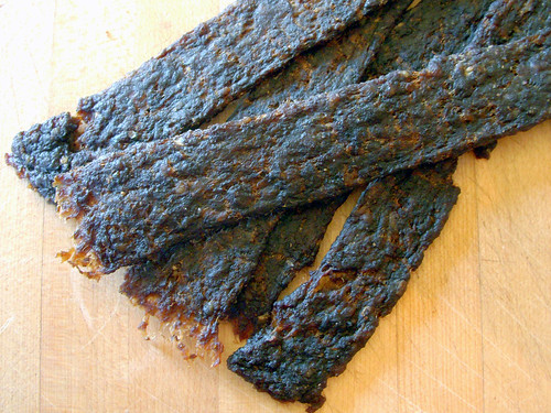 Home Made Beef Jerky