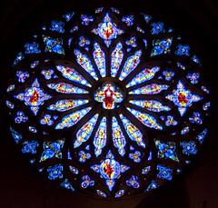 St John the Divine Rose window 2a (ahisgett) Tags: newyork john cathedral manhattan divine stjohnthedivine amsterdamave 112th