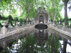 La fontaine des Médicis