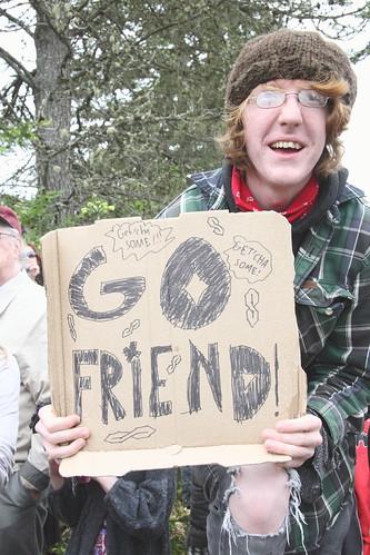 Go Friend!