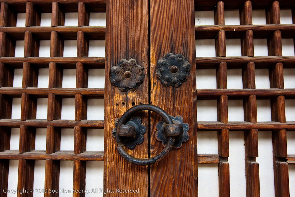 Door @ Seoul, Korea