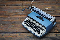 typewriter author Shakespeare and Company freshly pressed writing blogging blog books literature letter future self