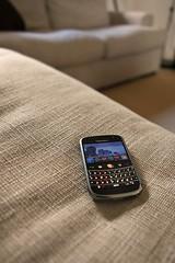 My Bold Assistant. (warmed) (Simon Shaddock) Tags: simon blackberry com bb bbb shaddock ef2470mmf28l 5dmarkii bold9000 wwwsimonshaddockcom wwwausph